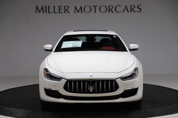 New 2021 Maserati Ghibli S Q4 GranLusso for sale $95,835 at Alfa Romeo of Greenwich in Greenwich CT 06830 12