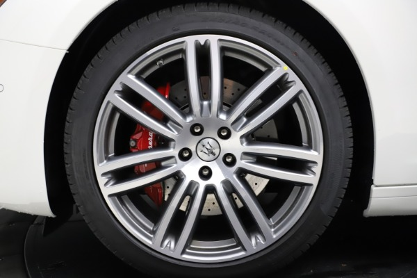 New 2021 Maserati Ghibli S Q4 GranLusso for sale Sold at Alfa Romeo of Greenwich in Greenwich CT 06830 13