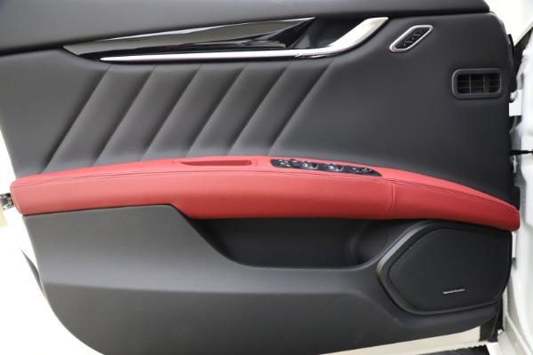 New 2021 Maserati Ghibli S Q4 GranLusso for sale Sold at Alfa Romeo of Greenwich in Greenwich CT 06830 17