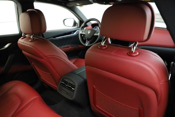 New 2021 Maserati Ghibli S Q4 GranLusso for sale Sold at Alfa Romeo of Greenwich in Greenwich CT 06830 27
