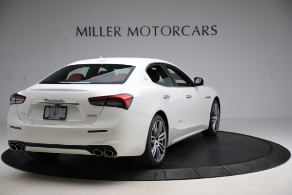 New 2021 Maserati Ghibli S Q4 GranLusso for sale $95,835 at Alfa Romeo of Greenwich in Greenwich CT 06830 7