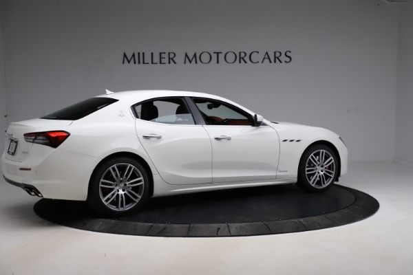 New 2021 Maserati Ghibli S Q4 GranLusso for sale $95,835 at Alfa Romeo of Greenwich in Greenwich CT 06830 8
