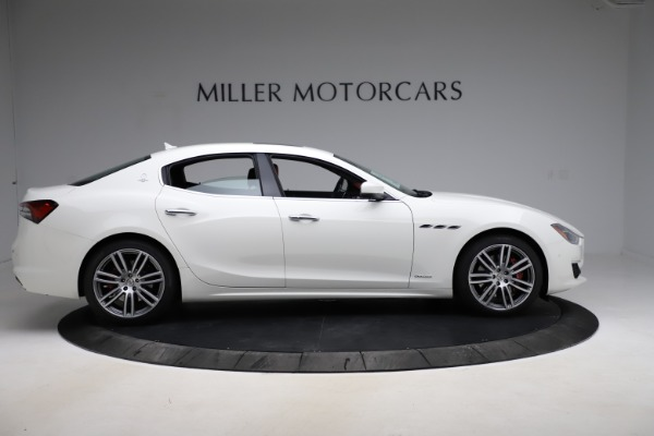 New 2021 Maserati Ghibli S Q4 GranLusso for sale $95,835 at Alfa Romeo of Greenwich in Greenwich CT 06830 9