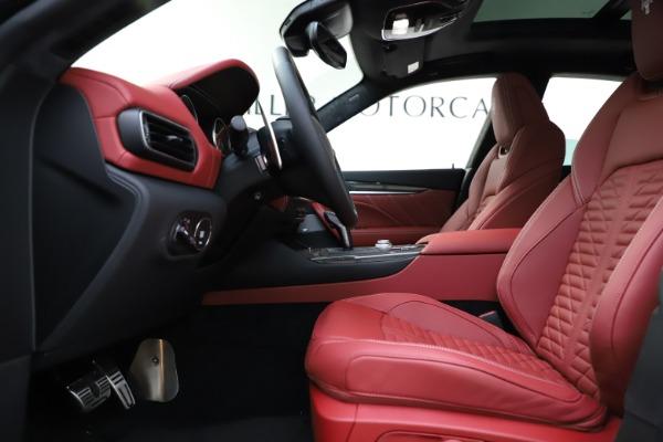 New 2021 Maserati Levante GTS for sale $140,585 at Alfa Romeo of Greenwich in Greenwich CT 06830 14