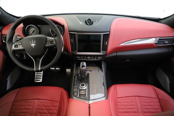 New 2021 Maserati Levante GTS for sale $140,585 at Alfa Romeo of Greenwich in Greenwich CT 06830 16