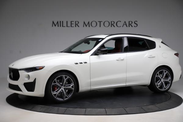 New 2021 Maserati Levante GTS for sale $140,585 at Alfa Romeo of Greenwich in Greenwich CT 06830 2
