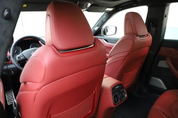 New 2021 Maserati Levante GTS for sale $140,585 at Alfa Romeo of Greenwich in Greenwich CT 06830 20