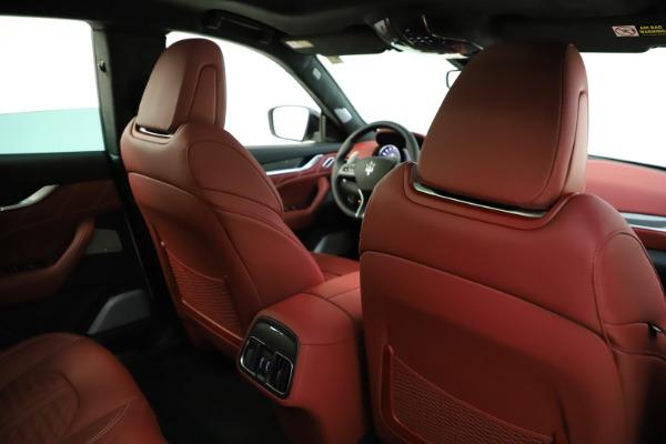 New 2021 Maserati Levante GTS for sale $140,585 at Alfa Romeo of Greenwich in Greenwich CT 06830 26