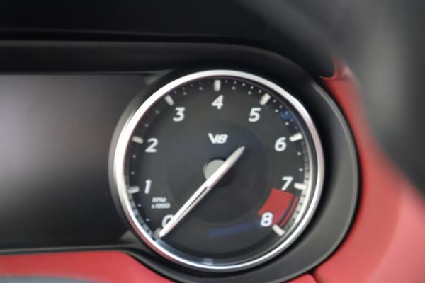 New 2021 Maserati Levante GTS for sale $140,585 at Alfa Romeo of Greenwich in Greenwich CT 06830 28