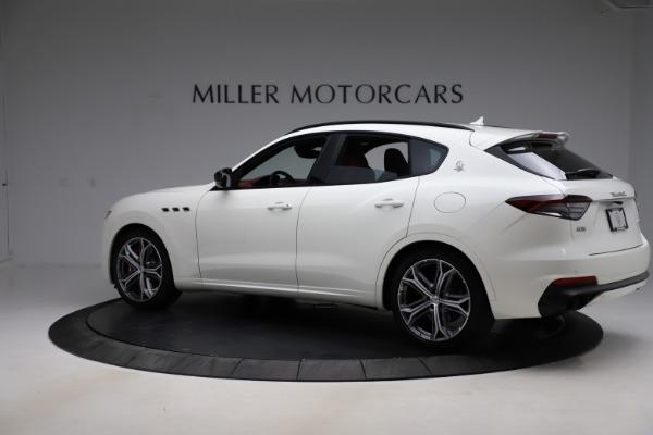 New 2021 Maserati Levante GTS for sale $140,585 at Alfa Romeo of Greenwich in Greenwich CT 06830 4