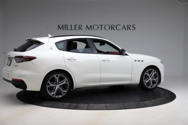 New 2021 Maserati Levante GTS for sale $140,585 at Alfa Romeo of Greenwich in Greenwich CT 06830 8