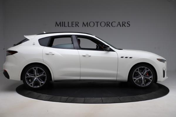 New 2021 Maserati Levante GTS for sale $140,585 at Alfa Romeo of Greenwich in Greenwich CT 06830 9