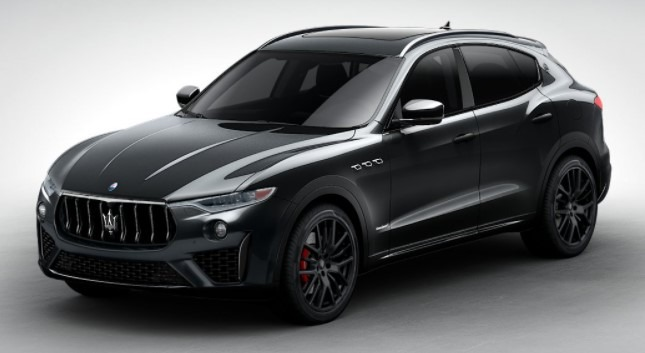 New 2021 Maserati Levante S Q4 GranSport for sale $106,935 at Alfa Romeo of Greenwich in Greenwich CT 06830 1
