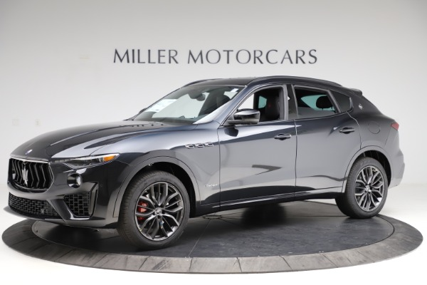 New 2021 Maserati Levante Q4 GranSport for sale $92,485 at Alfa Romeo of Greenwich in Greenwich CT 06830 2