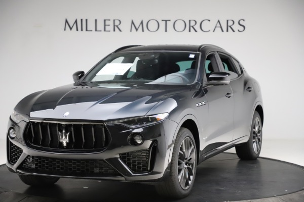 New 2021 Maserati Levante Q4 GranSport for sale $92,485 at Alfa Romeo of Greenwich in Greenwich CT 06830 1