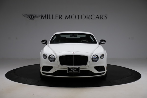 Used 2017 Bentley Continental GT V8 S for sale $144,900 at Alfa Romeo of Greenwich in Greenwich CT 06830 12