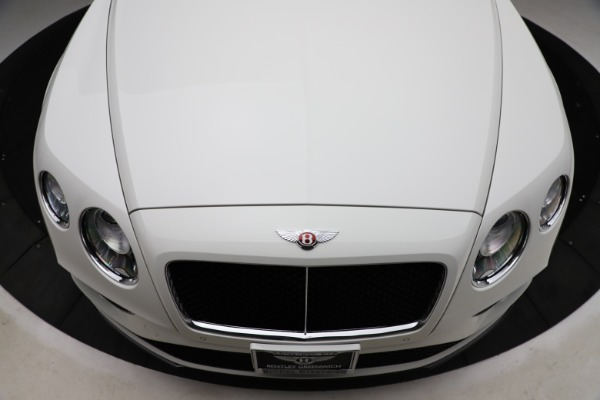 Used 2017 Bentley Continental GT V8 S for sale $144,900 at Alfa Romeo of Greenwich in Greenwich CT 06830 13