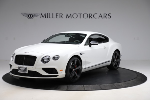Used 2017 Bentley Continental GT V8 S for sale $144,900 at Alfa Romeo of Greenwich in Greenwich CT 06830 2