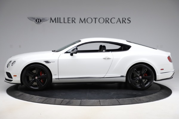 Used 2017 Bentley Continental GT V8 S for sale $144,900 at Alfa Romeo of Greenwich in Greenwich CT 06830 3