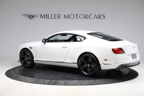 Used 2017 Bentley Continental GT V8 S for sale $144,900 at Alfa Romeo of Greenwich in Greenwich CT 06830 4