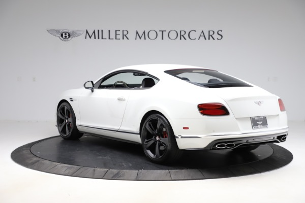 Used 2017 Bentley Continental GT V8 S for sale $144,900 at Alfa Romeo of Greenwich in Greenwich CT 06830 5