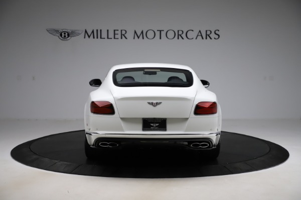 Used 2017 Bentley Continental GT V8 S for sale $144,900 at Alfa Romeo of Greenwich in Greenwich CT 06830 6