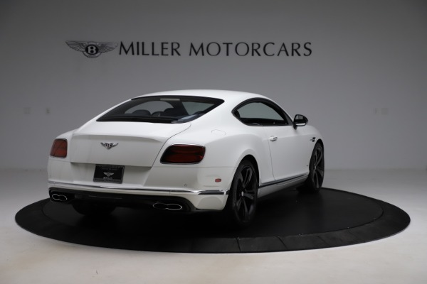 Used 2017 Bentley Continental GT V8 S for sale $144,900 at Alfa Romeo of Greenwich in Greenwich CT 06830 7