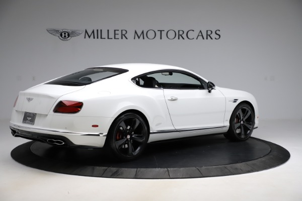 Used 2017 Bentley Continental GT V8 S for sale $144,900 at Alfa Romeo of Greenwich in Greenwich CT 06830 8