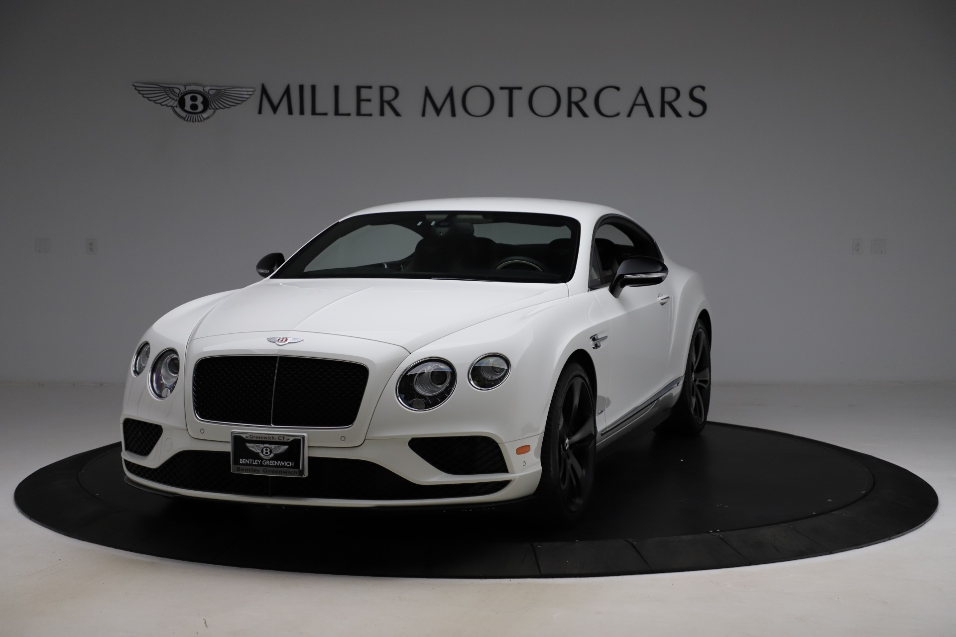 Used 2017 Bentley Continental GT V8 S for sale $144,900 at Alfa Romeo of Greenwich in Greenwich CT 06830 1
