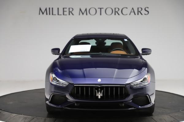 New 2021 Maserati Ghibli S Q4 for sale $90,925 at Alfa Romeo of Greenwich in Greenwich CT 06830 12