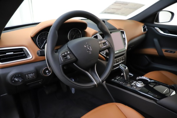 New 2021 Maserati Ghibli S Q4 for sale $90,925 at Alfa Romeo of Greenwich in Greenwich CT 06830 15