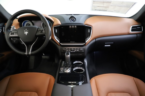 New 2021 Maserati Ghibli S Q4 for sale $90,925 at Alfa Romeo of Greenwich in Greenwich CT 06830 26