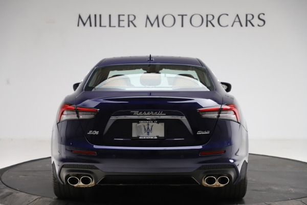 New 2021 Maserati Ghibli S Q4 for sale $90,925 at Alfa Romeo of Greenwich in Greenwich CT 06830 6