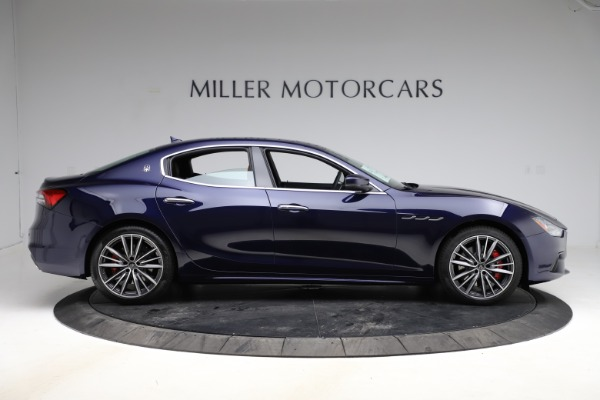 New 2021 Maserati Ghibli S Q4 for sale $90,925 at Alfa Romeo of Greenwich in Greenwich CT 06830 9