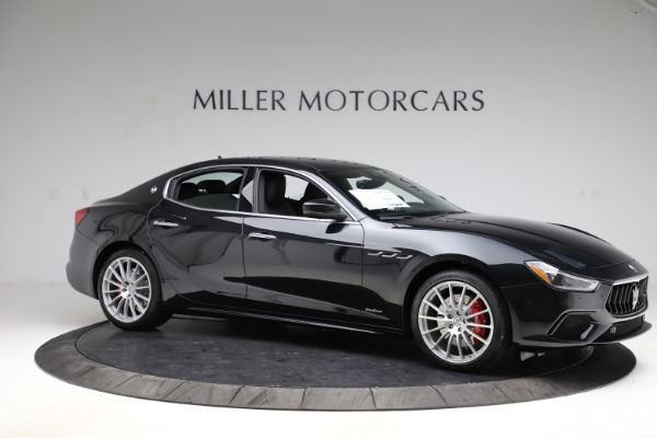 New 2021 Maserati Ghibli S Q4 GranSport for sale $98,035 at Alfa Romeo of Greenwich in Greenwich CT 06830 10