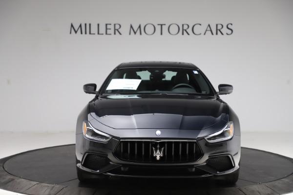 New 2021 Maserati Ghibli S Q4 GranSport for sale $98,035 at Alfa Romeo of Greenwich in Greenwich CT 06830 12