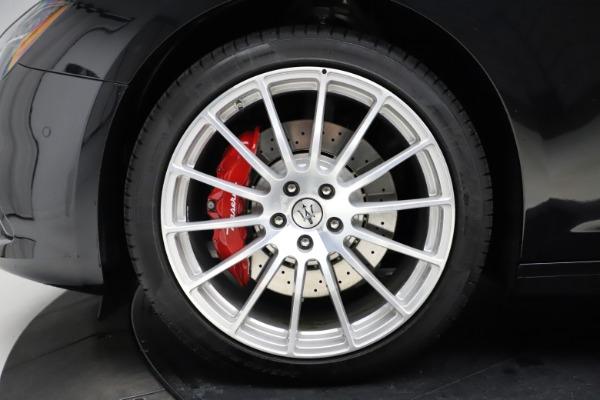 New 2021 Maserati Ghibli S Q4 GranSport for sale $98,035 at Alfa Romeo of Greenwich in Greenwich CT 06830 13