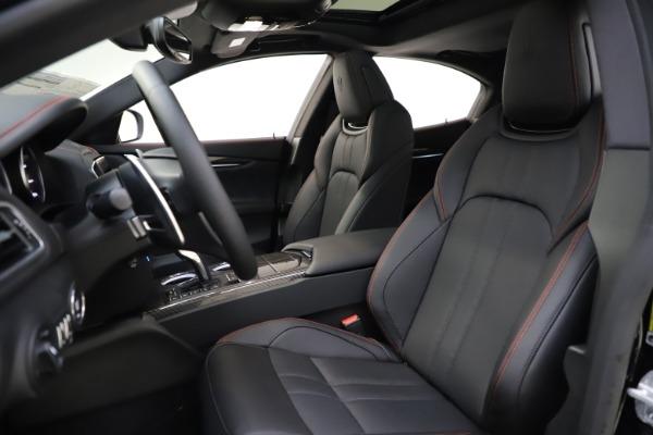 New 2021 Maserati Ghibli S Q4 GranSport for sale $98,035 at Alfa Romeo of Greenwich in Greenwich CT 06830 14