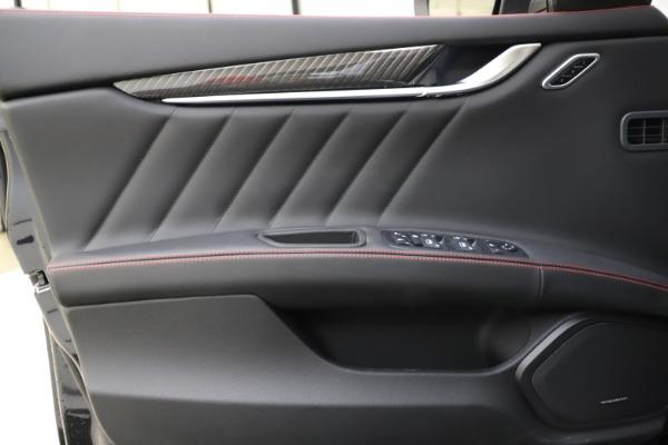 New 2021 Maserati Ghibli S Q4 GranSport for sale $98,035 at Alfa Romeo of Greenwich in Greenwich CT 06830 17
