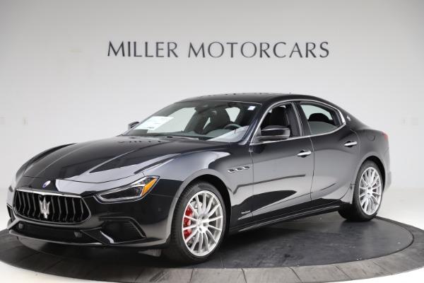 New 2021 Maserati Ghibli S Q4 GranSport for sale $98,035 at Alfa Romeo of Greenwich in Greenwich CT 06830 2