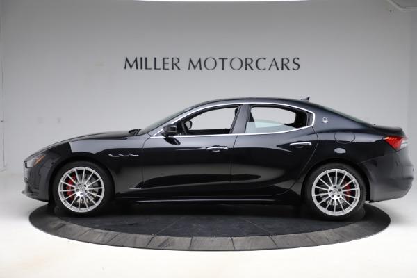 New 2021 Maserati Ghibli S Q4 GranSport for sale $98,035 at Alfa Romeo of Greenwich in Greenwich CT 06830 3