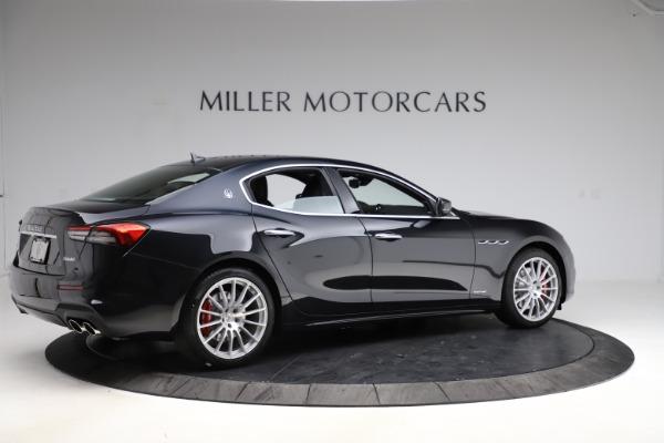 New 2021 Maserati Ghibli S Q4 GranSport for sale $98,035 at Alfa Romeo of Greenwich in Greenwich CT 06830 8