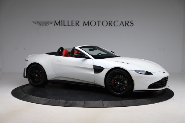 New 2021 Aston Martin Vantage Roadster Convertible for sale $189,186 at Alfa Romeo of Greenwich in Greenwich CT 06830 9