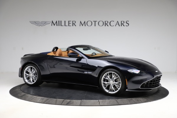 New 2021 Aston Martin Vantage Roadster Convertible for sale $205,686 at Alfa Romeo of Greenwich in Greenwich CT 06830 9