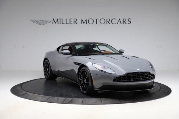 New 2020 Aston Martin DB11 V12 AMR for sale $263,561 at Alfa Romeo of Greenwich in Greenwich CT 06830 10