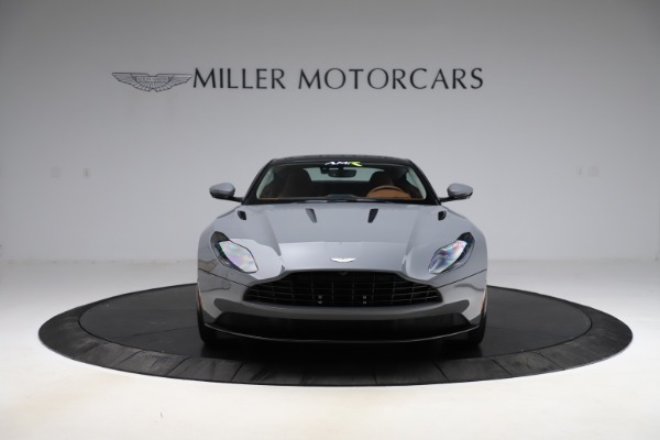 New 2020 Aston Martin DB11 V12 AMR for sale $263,561 at Alfa Romeo of Greenwich in Greenwich CT 06830 11
