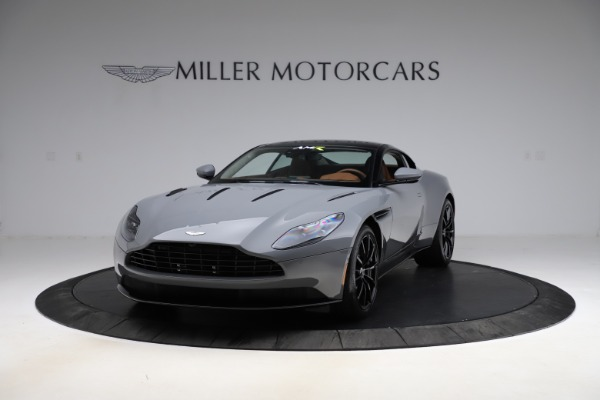 New 2020 Aston Martin DB11 V12 AMR for sale $263,561 at Alfa Romeo of Greenwich in Greenwich CT 06830 12