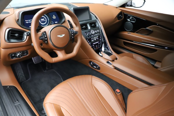 New 2020 Aston Martin DB11 AMR for sale $263,561 at Alfa Romeo of Greenwich in Greenwich CT 06830 13