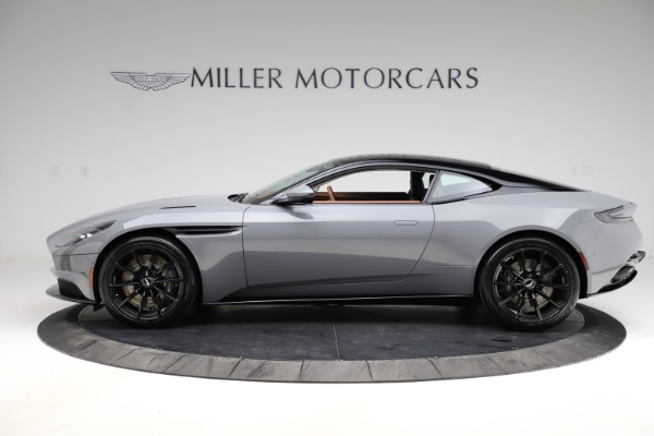 New 2020 Aston Martin DB11 V12 AMR for sale $263,561 at Alfa Romeo of Greenwich in Greenwich CT 06830 2