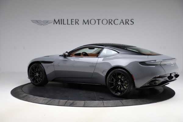 New 2020 Aston Martin DB11 V12 AMR for sale $263,561 at Alfa Romeo of Greenwich in Greenwich CT 06830 3